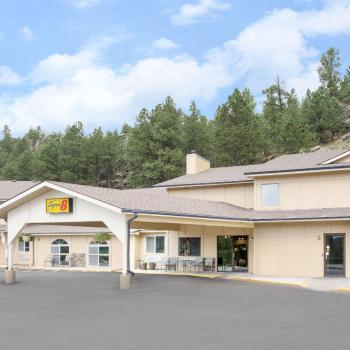 Super 8 By Wyndham Custer/Crazy Horse Area Custer (SD) United States