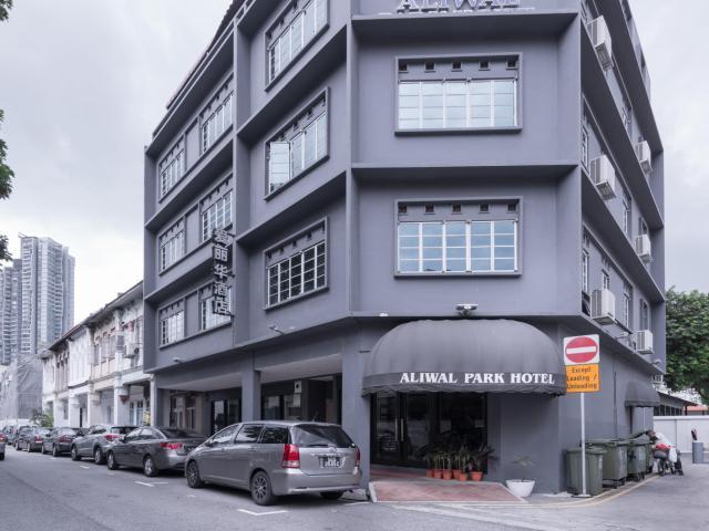 Aliwal Park Hotel (SG Clean Certified)