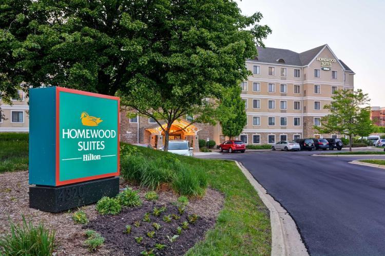 Homewood Suites by Hilton Aurora Naperville