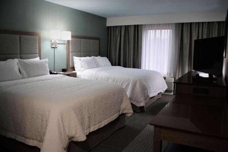 Hampton Inn and Suites Alliance