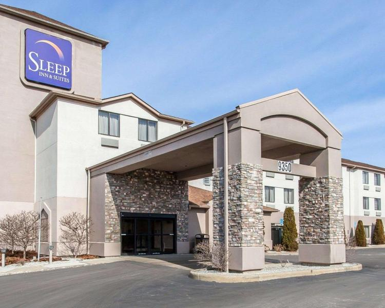 Sleep Inn and Suites Near I-90 and Ashtabula