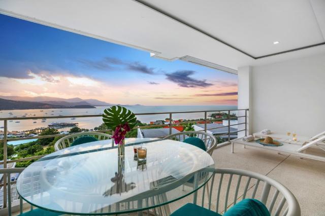 Luxury Sea View Apartment G @ uniQue Residences