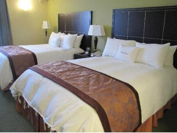 DoubleTree by Hilton Napa Valley American Canyon Htl & Spa