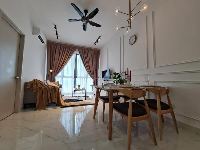 Prestige Troika 1 Bedroom Luxury Stay for 4| 12-10
