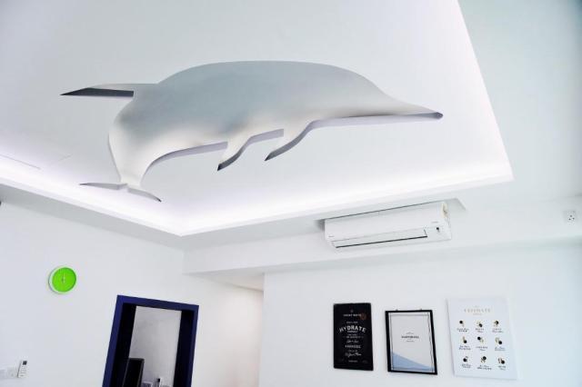 Superb Dolphin & Penguin Theme Sutera Avenue (2BR)