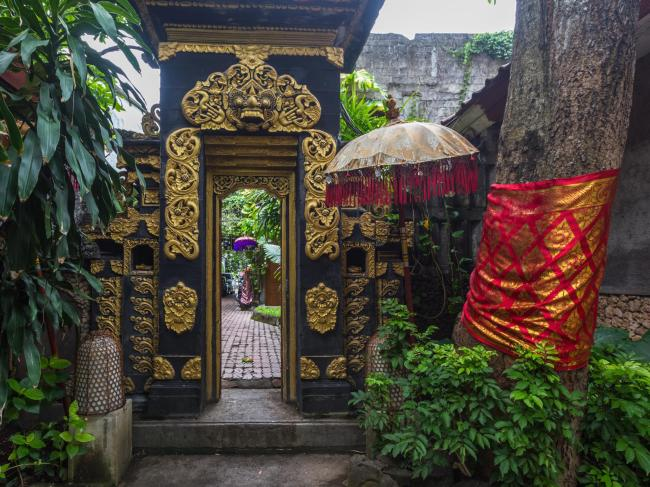 Puri Wisata Balinese Style Guest House