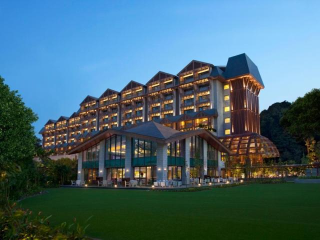 Resorts World Sentosa – Equarius Hotel (SG Clean Certified)
