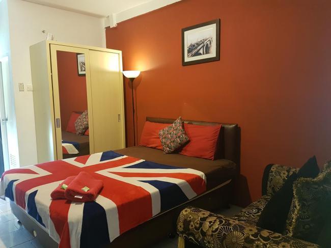The London Living Apartment at Kebagusan City