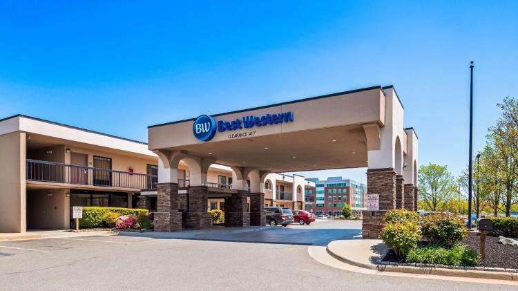 Best Western Aquia Quantico Inn