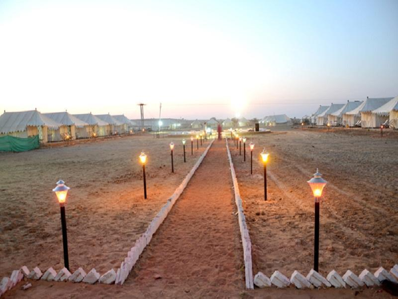 C& Paradise Tent Jaisalmer India Booking Best Price deals Best Hoels in Jaisalmer-1 & Camp Paradise Tent Booking Price Best Hotels in Jaisalmer near to ...