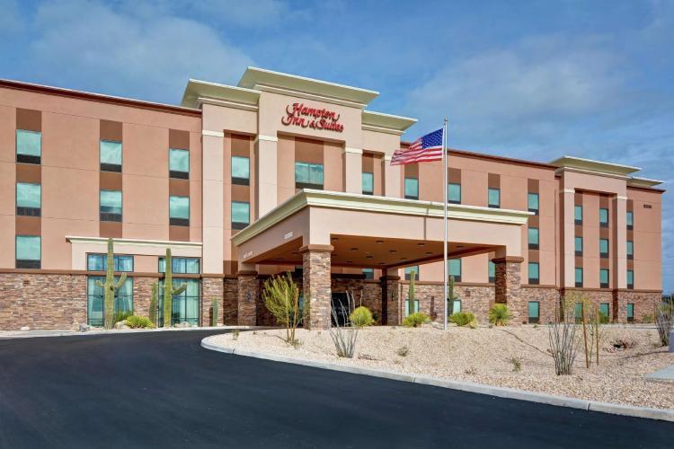 Hampton Inn & Suites Tucson Marana, AZ