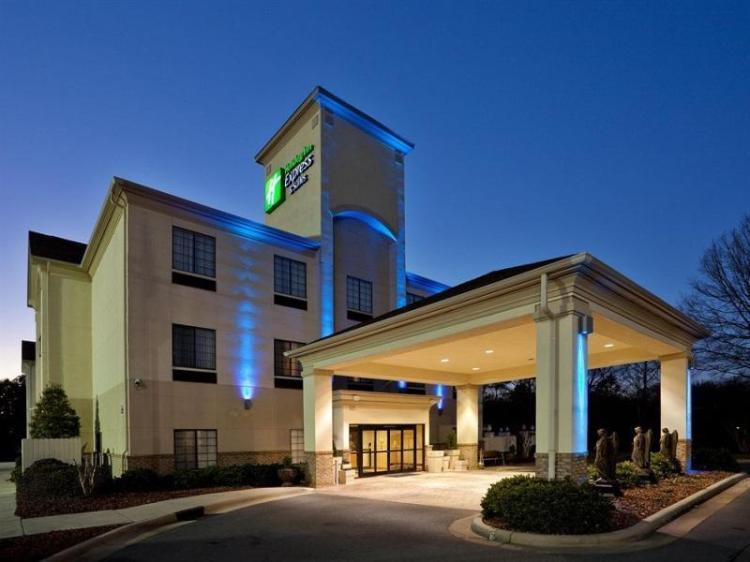 Holiday Inn Express Hotel & Suites Albemarle
