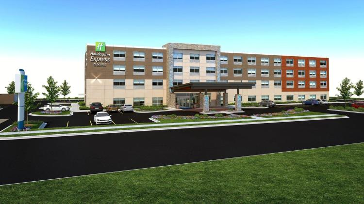 Holiday Inn Express And Suites Ann Arbor - University South