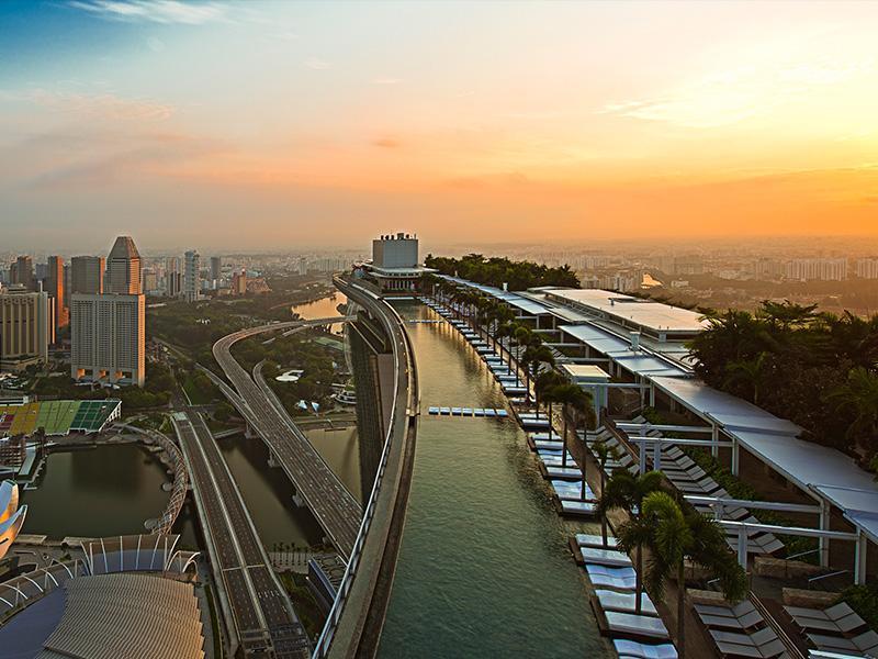 Marina Bay Sands Singapore - Skypark