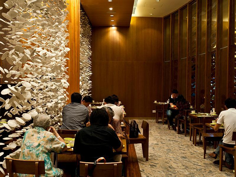 Marina Bay Sands Singapore - The Nest