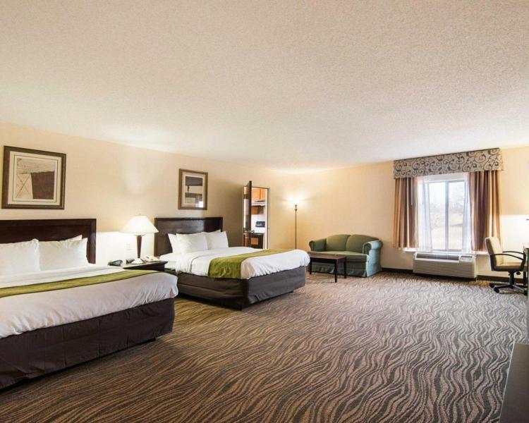 Comfort Suites Abingdon I-81