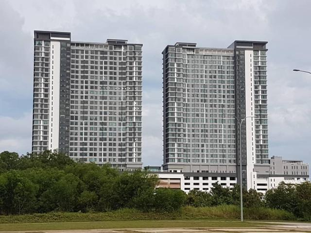 Glex Homes 2 Bedrooms at Kuantan, Pahang