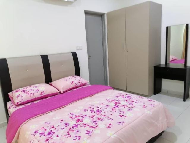 Cozy 2Br Mesahill + Green Scenery 100mbp&Smart TV