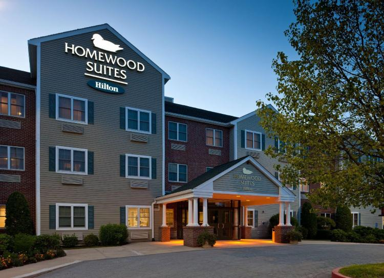 Homewood Suites By Hilton Boston Andover Hotel