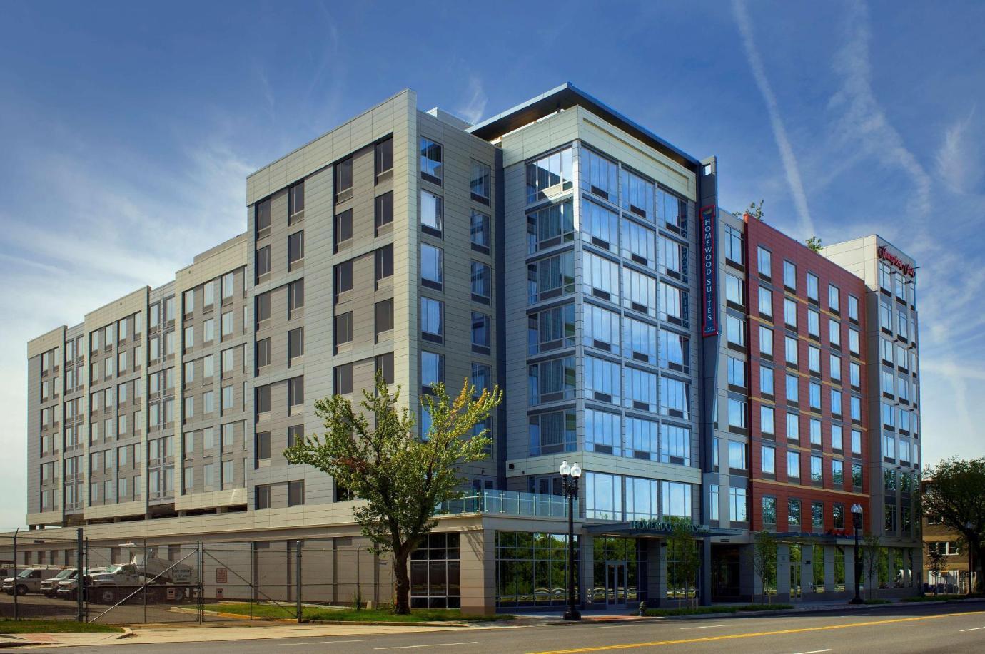 Homewood Suites by Hilton Washington DC/NoMa Union Station Washington D.C. District of Columbia United States
