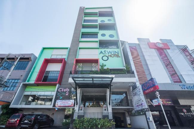 Capital O 1276 Aswin Hotel and Spa Makassar