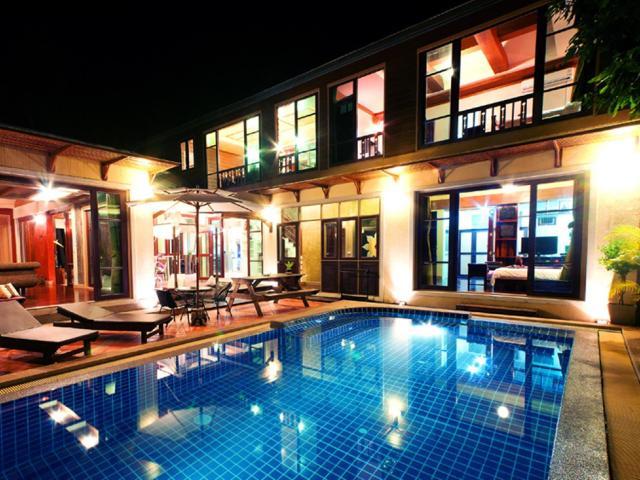 Asia Blue The Villa Hacienda