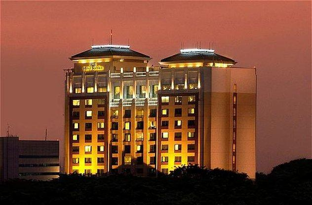 Hotel Santika Premiere Slipi Jakarta