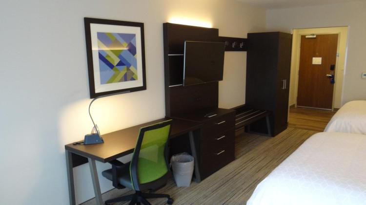 Holiday Inn Express And Suites Auburn Downtown