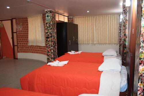 Hotel Los Gadiolos, Cajamarca, Peru