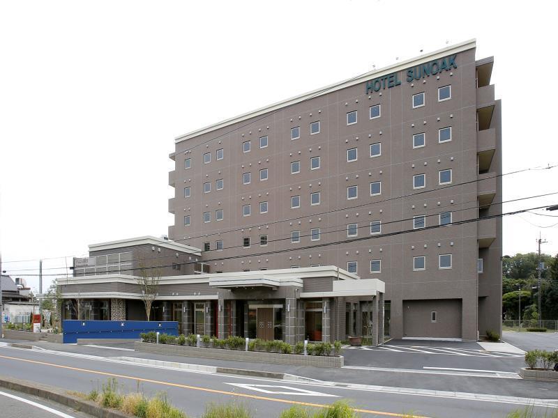 柏之葉Sunoak酒店 Hotel Sunoak Kashiwanoha