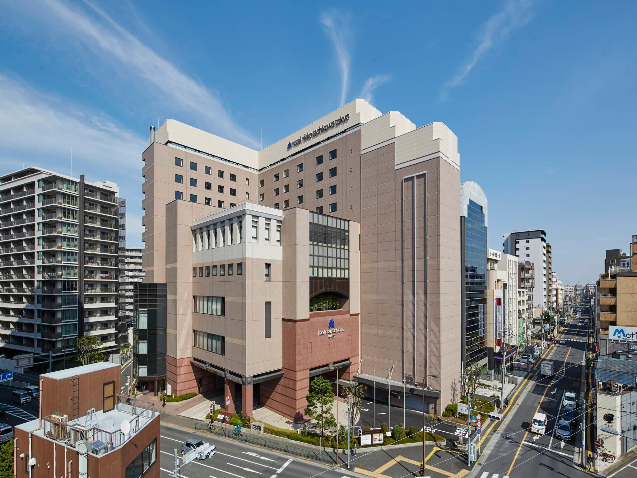預訂飯定非住不可東京立川日航飯店(Hotel Nikko Tachikawa ...