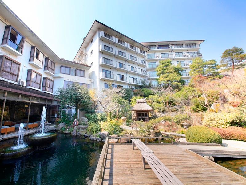茂賀川莊酒店 Hotel Kamogawaso