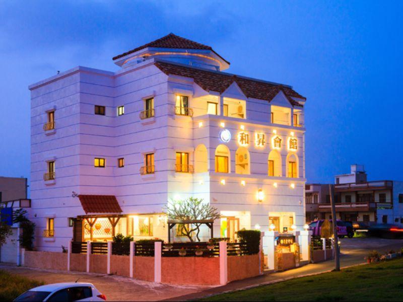 澎湖花火馬公港閒雲會館 Cloud Hotel
