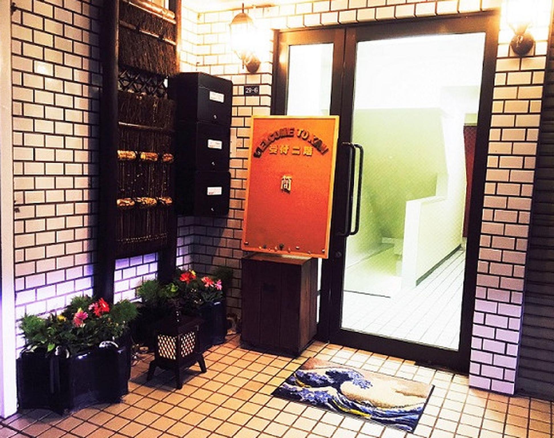 廉價旅館訂房推薦簡民宿(Guest House Kan)