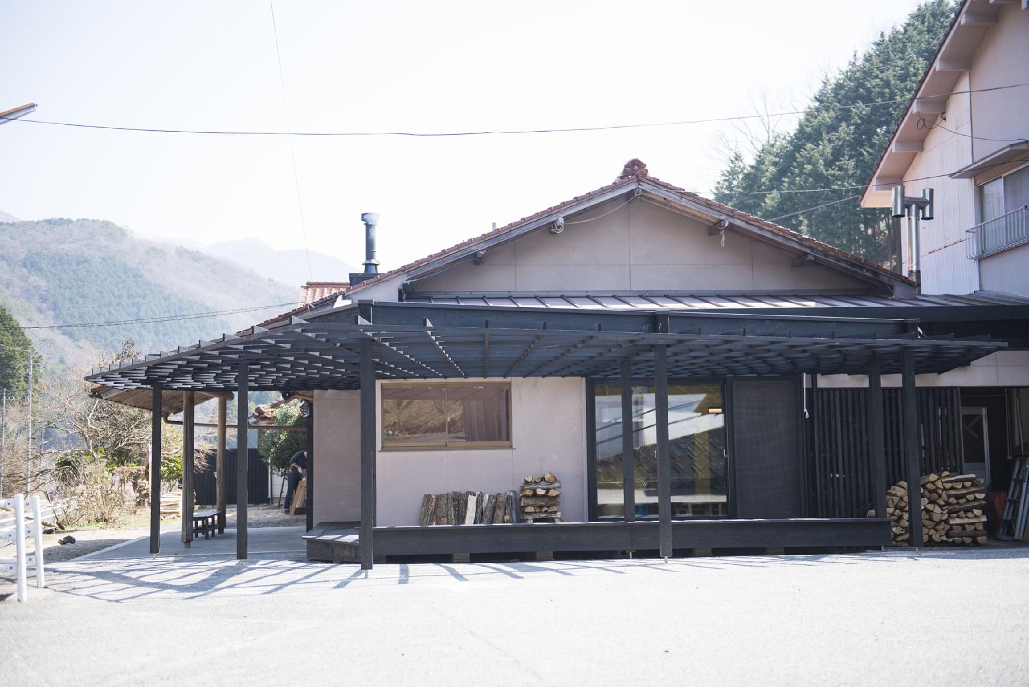 粟倉溫泉元湯旅館 Awakura Onsen Motoyu