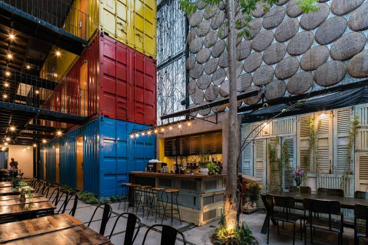 INSTAGRAMMABLE HOSTELS IN SOUTHEAST ASIA