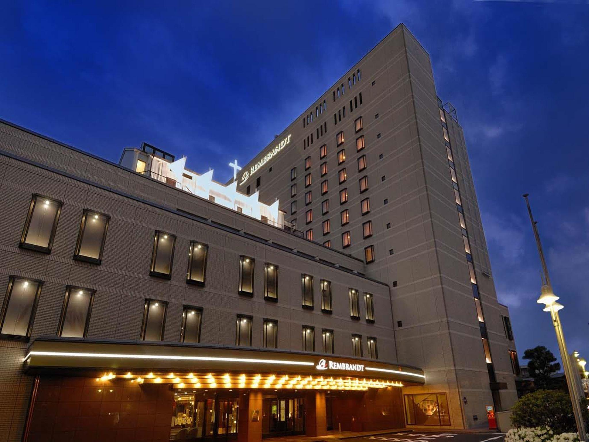 厚木倫勃朗酒店 Rembrandt Hotel Atsugi