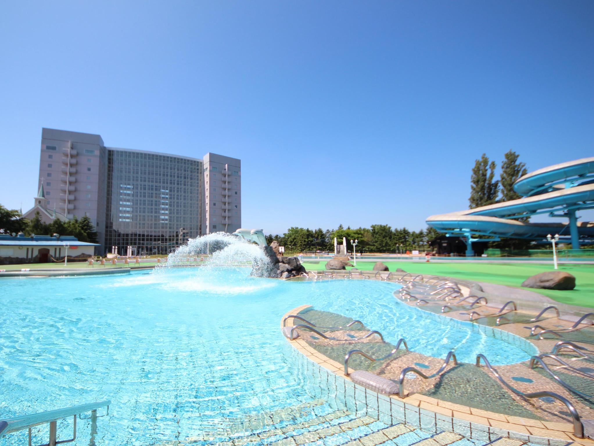 札幌朵蕾絲SPA度假酒店 Chateraise Gateaux Kingdom Sapporo Hotel  SPA Resort