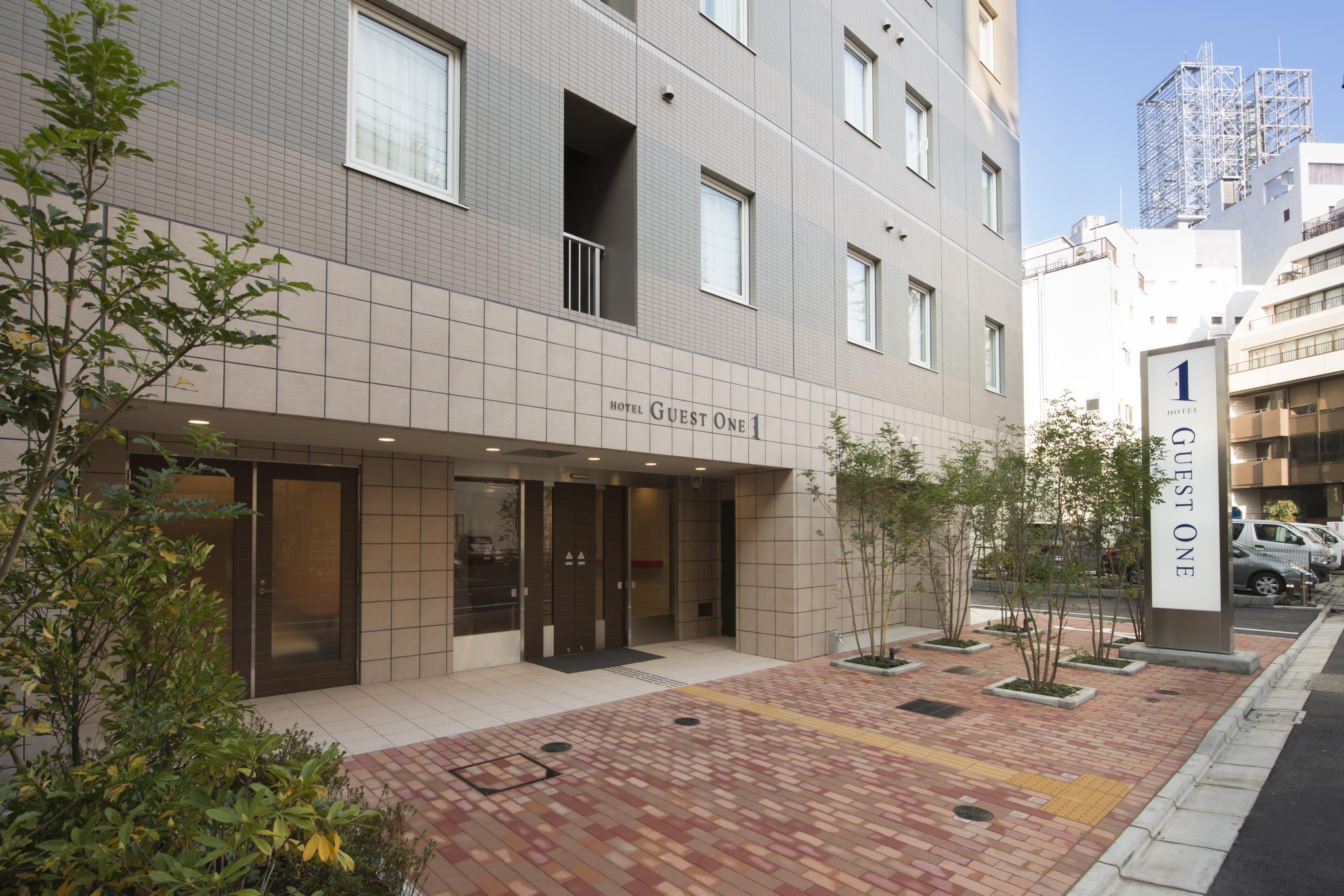 1號住客酒店 - 上野站 Hotel Guest 1 ueno station