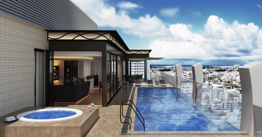 2017沖繩新飯店