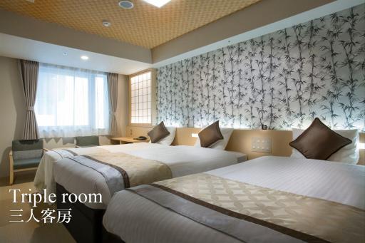 大阪 住宿 通天閣 惠美須町站 地鐵 飯店 酒店 旅館 必住 Osaka Hinode Hotel 逸之彩飯店
