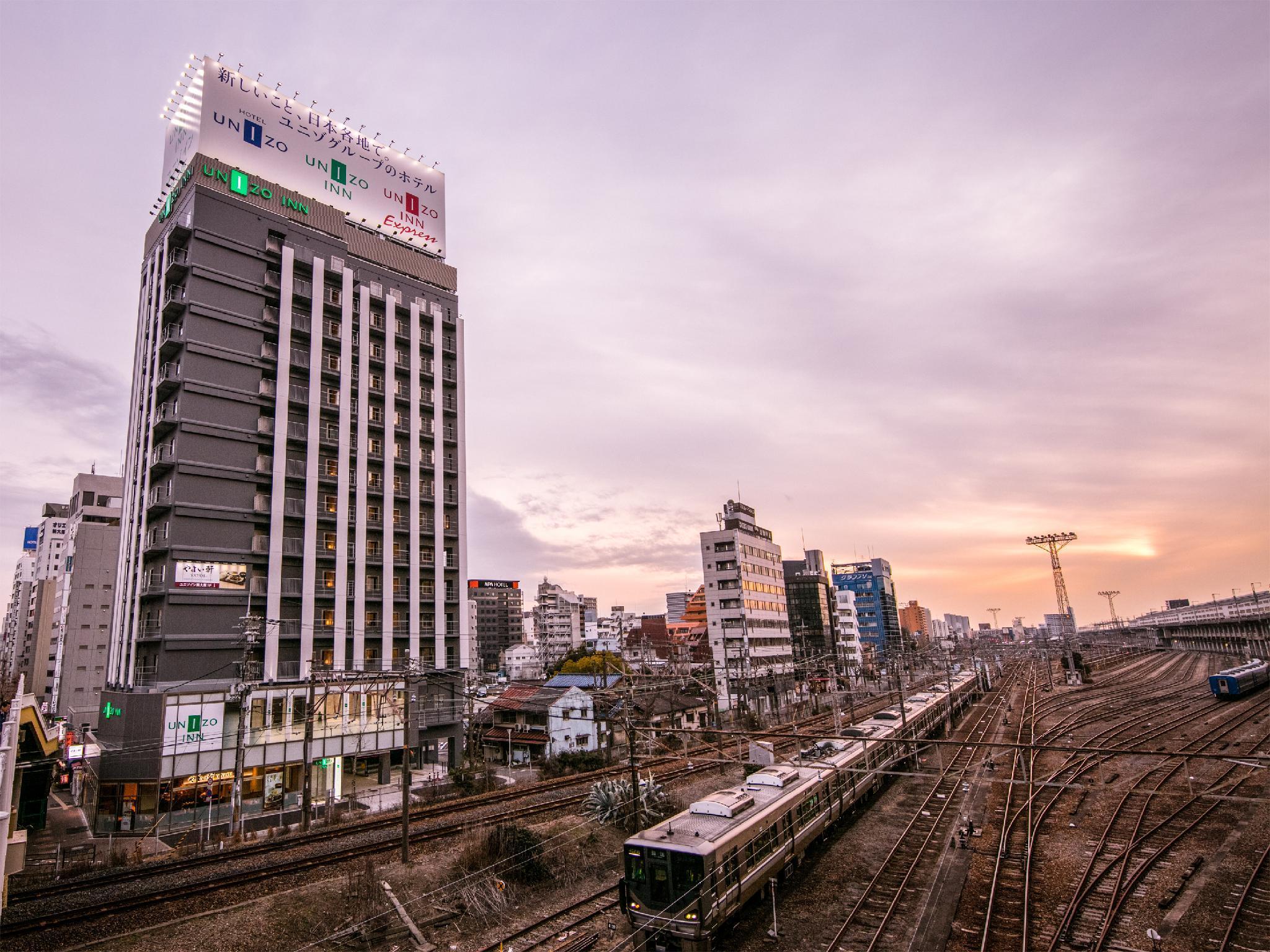 新大阪無限酒店 Infinity Hotel shinosaka