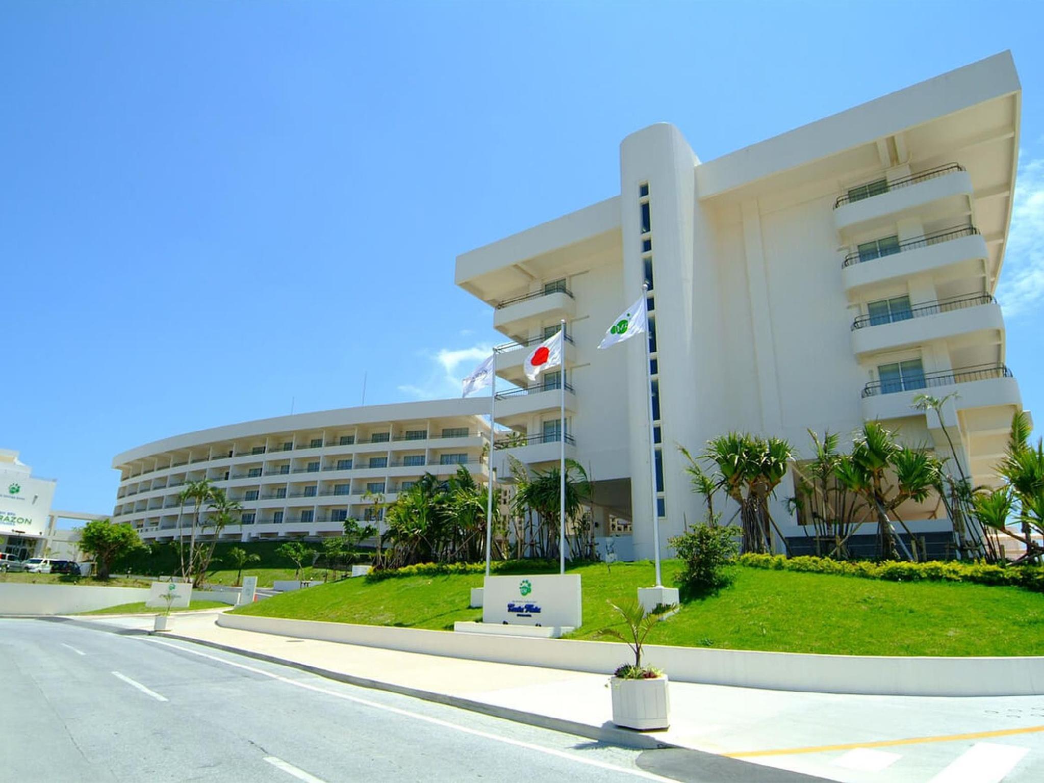 沖繩EM科斯塔健康度假Spa酒店 EM Wellness Resort Costa Vista Okinawa Hotel  Spa