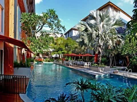 Harris Hotel and Residences Sunset Road Bali Indonesia