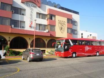 Hotel El Gran Marques, Trujillo, Peru