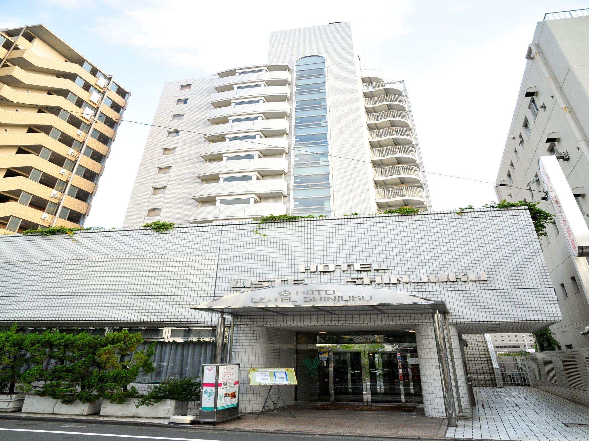 利時達新宿酒店 Hotel Listel Shinjuku