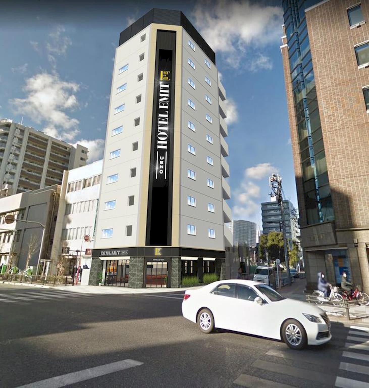 Emit上野酒店 Hotel Emit Ueno