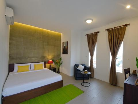 Kolab Sor Phnom Penh Hotel Cambodia