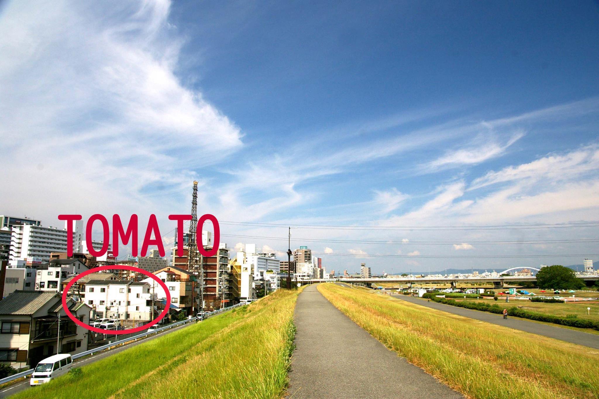 大阪番茄旅館 Osaka Tomato Hostel