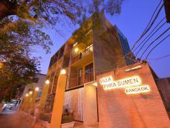 Villa Phra Sumen Bangkok